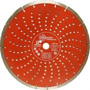 Сегментный алмазный отрезной диск 350x25,4 мм Trio-Diamond GUS729