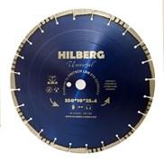 Алмазный отрезной диск Hilberg Universal 350x25,4 мм Trio-Diamond HM708