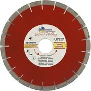 Сегментный алмазный отрезной диск 300x50 мм Trio-Diamond SWG901