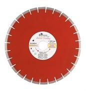 Сегментный алмазный отрезной диск 400x50 мм Trio-Diamond SWG903