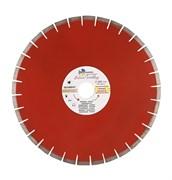 Сегментный алмазный отрезной диск 450x50 мм Trio-Diamond SWG904