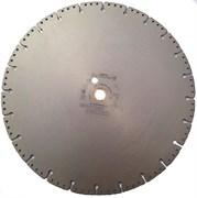 Алмазный отрезной диск Hilberg Super Metal 350x25,4 мм Trio-Diamond 520350