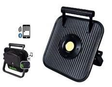 Светодиодный аккумуляторный фонарь Haupa HUPlight50 130338/A