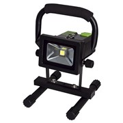 Светодиодный аккумуляторный фонарь Haupa HUPlight10 10 Watt 130330