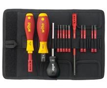 Набор инструментов Wiha slimTorque VDE 2872 T13, 13 предметов 40674
