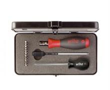 Набор инструментов Wiha TorqueVario-S 2852 S10, 13 предметов 40764