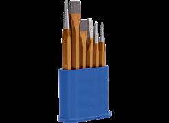 Комбинированный набор зубил 6 предметов NWS 2990-6