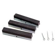 Бруски для хонингования MACTAK, 51 мм, 3 предмета 103-020051