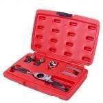 Набор инструментов для нарезания резьбы МАСТАК, кейс, 6 предметов 351-00006C