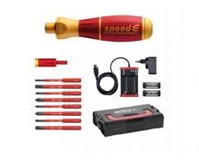 Электрическая отвертка Wiha speedE VDE в L-Boxx Mini комплект №2 41912