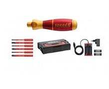 Электрическая отвертка Wiha speedE VDE в L-Boxx Mini комплект №1 41911