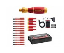Электрическая отвертка Wiha speedE VDE в L-Boxx Mini комплект №3 41913