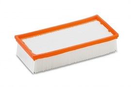 Плоский складчатый фильтр REMS (бумага)