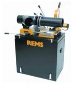 Аппарат для стыковой сварки пластиковых труб REMS SSM с зажимами для отводов 160 KS-EE