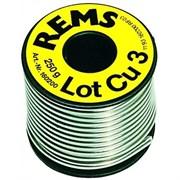 Припой для пайки REMS Lot Cu 3