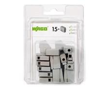 Мини-упаковка осветительных клемм Wago 224-101/996-015