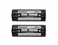 Сменные аккумуляторы Wiha 18500 Li-Ion 2 шт. 41914