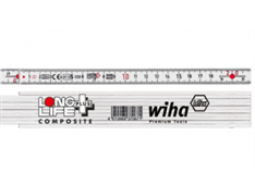 Складной метр Wiha LongLife Plus Composite 410 2005 2 м 37309