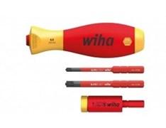 Набор Wiha EasyTorque Adapter electric 29701 200 S4 2,0 Нм SL/PZ 4 ед. 41477