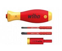Набор Wiha EasyTorque Adapter electric 29701 280 S4 2,8 Нм SL/PZ 4 ед. 41478
