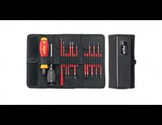Стартовый набор инструментов Wiha slimTorque VDE 2872 T18 18 ед. 36791