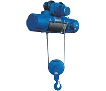 Электрическая таль (тельфер) TOR CD г/п 10 т 24 м