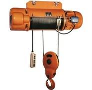 Стационарная электрическая таль (тельфер) TOR CD г/п 5 т 12 м