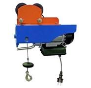 Канатная электрическая таль (тельфер) TOR PA-250/500 12/6 м с тележкой