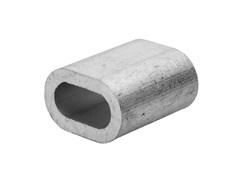 Алюминиевая втулка TOR DIN 3093 9 мм