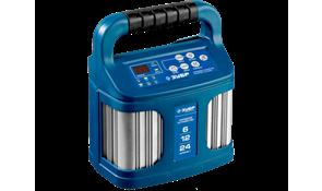 Интеллектуальное зарядное устройство Зубр Профессионал 12 А 59305