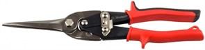 Рычажные прямые удлиненные ножницы по металлу Зубр Мастер 300 мм 23123