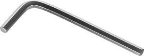 Шестигранный имбусовый ключ Зубр Мастер 4мм 27453-4