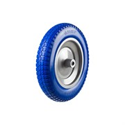 Полиуретановое колесо Зубр Профи 350 х 16 мм 39912-1
