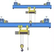 Подвесной однобалочный кран TOR 3,2 т 9 м