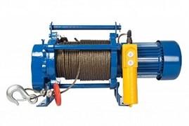 Электрическая лебедка TOR KCD г/п 300 кг 30 м