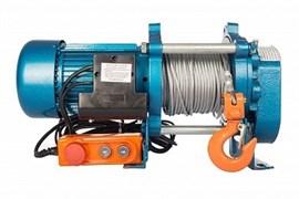 Электрическая лебедка TOR KCD г/п 500 кг 70 м
