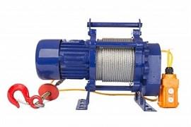Электрическая лебедка TOR KCD E21 380В г/п 1000 кг 100 м