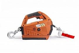 Переносная электрическая лебедка TOR SQ-05 450 кг 4,6 м с аккумулятором