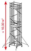 Алюминиевая вышка-тура Krause ProTec XXL 10,3м 911186