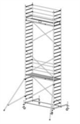Алюминиевая вышка-тура Krause Stabilo 10 8,4м 731357