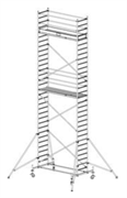Алюминиевая вышка-тура Krause Stabilo 10 9,4м 731364