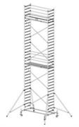 Алюминиевая вышка-тура Krause Stabilo 10 10,4м 731371