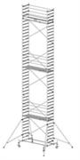 Алюминиевая вышка-тура Krause Stabilo 10 12,4м 731395