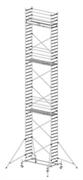 Алюминиевая вышка-тура Krause Stabilo 10 13,4м 731401