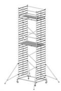 Алюминиевая вышка-тура Krause Stabilo 50 9,4м 735263