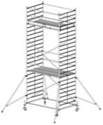 Алюминиевая вышка-тура Krause Stabilo 50 7,4м 745248