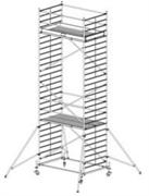 Алюминиевая вышка-тура Krause Stabilo 50 8,4м 745255