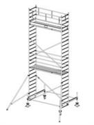 Алюминиевая вышка-тура Krause Stabilo 100 7,4м 731081