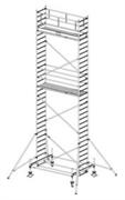 Алюминиевая вышка-тура Krause Stabilo 100 9,4м 731104