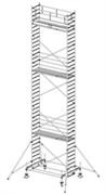 Алюминиевая вышка-тура Krause Stabilo 100 11,4м 731128
